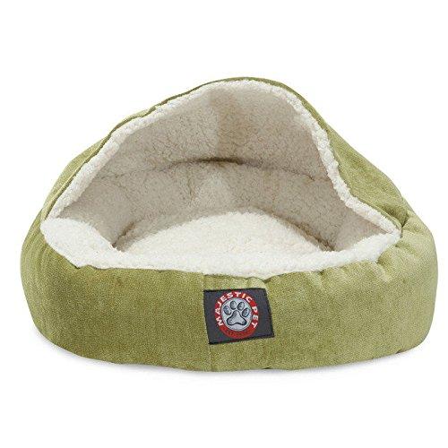 18 inch Villa Apple Canopy Cat Bed