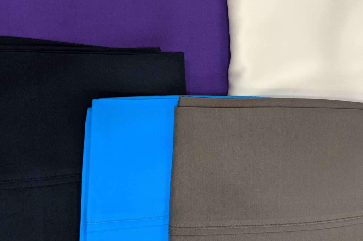 Sheets  Giggles Eucalyptus Lyocell Sheet Set Compared with Cotton Our Sheets are Softer More