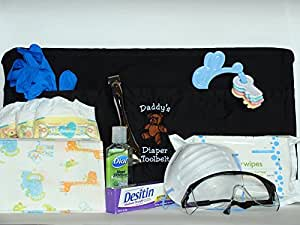 Amazon Com Daddy S Diaper Toolbelt New Dad Gift Baby