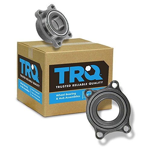 Rear Wheel Hub Bearing Modules Pair Set for Nissan 350Z Infiniti G35 by TRQ