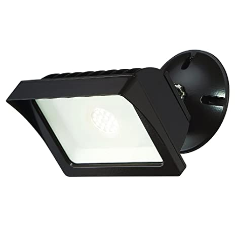 Designers Fountain Fl2016n40 48 Integrated Led Adjustable Single Head Bronze Outdoor Flood Light 1775 Lm 4000k