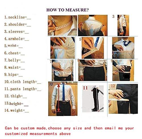 Tux Veste Deux Homme Et Boutons Yzhen Pantalon Pour Moderne Costume À Gris  3 Pièces Gilet ... bc1a187ad40
