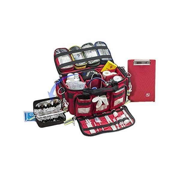 ELITE BAGS EXTREMEŽS Bolsa de emergencia (rojo) 3