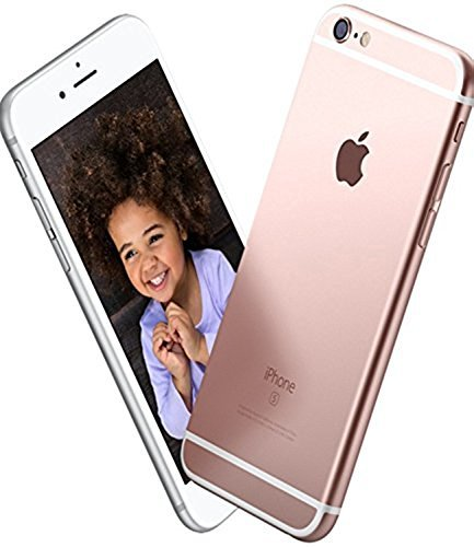 Apple iPhone 6S 64 GB AT&T, Rose...
