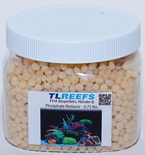 16 Reef Ounce (TL Reefs Premium Biopellets for Aquarium (16fl oz))