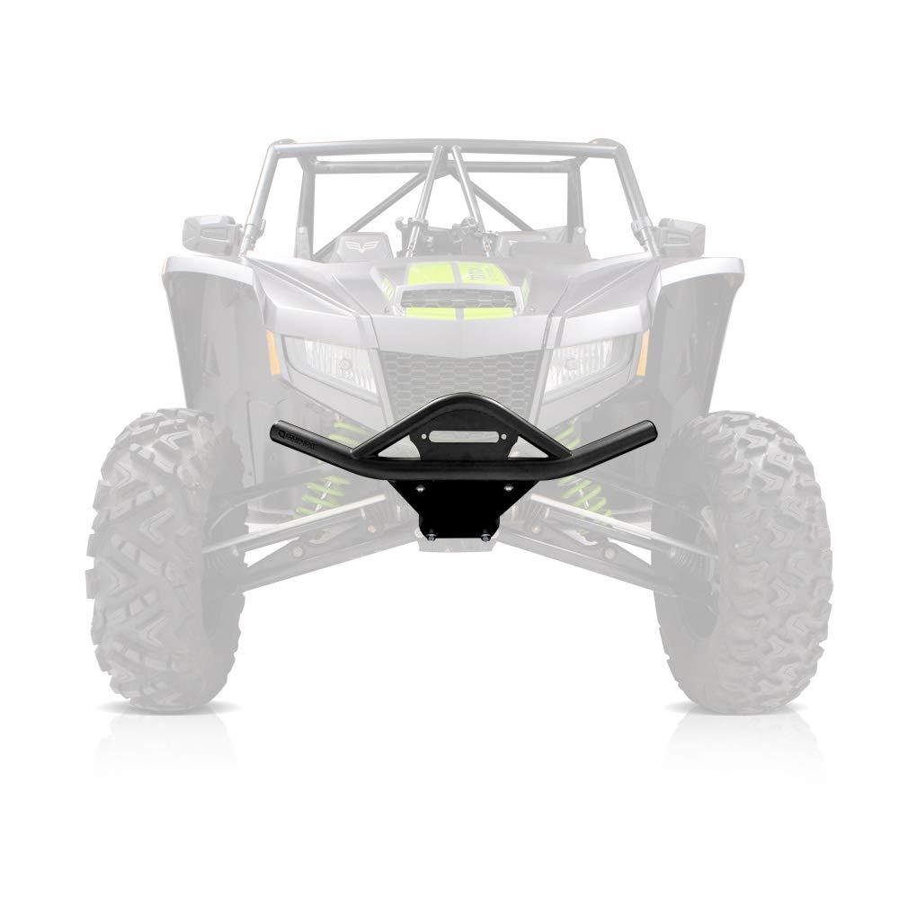 HMF IQ UTV HD Front Bumper Textron Wildcat XX 2018 | 9512112461 Black HMF Engineering