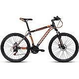 Montra madrock Bicycle (Orange and Matte Black)