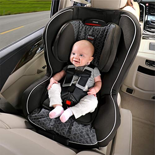 Britax Emblem 3 Stage Convertible Car Seat - Rear & Forward Facing | 5 to 65 Pounds - 2 Layer Impact Protection, Dash