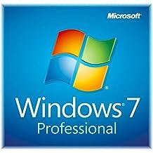 Mícrоsоft Wíndоws7 Professional SP1 64 bit System Builder DVD 1 Pack OEM (NEW)