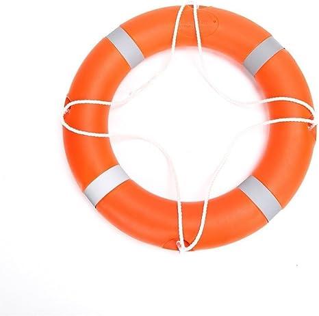 flotador naranja
