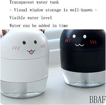 BBAF Compacto de Escritorio humidificador purificador de Aire ...