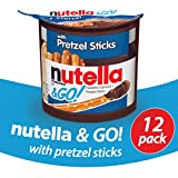 Nutella and Go Snack Packs, Chocolate Hazelnut