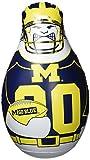 Fremont Die NCAA Michigan Wolverines Bop Bag