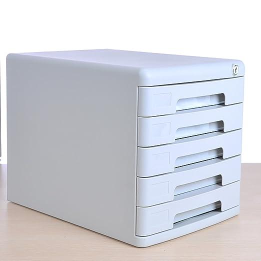 Cassettiere Per Ufficio Plastica.Cassettiera Portaoggetti In Plastica Cassetto Portaoggetti