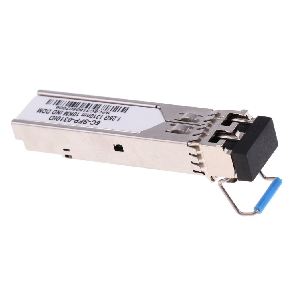Baosity Ethernet 6C-SFP-0310ID Network Fiber Optic Transceiver Module 10km 1310nm