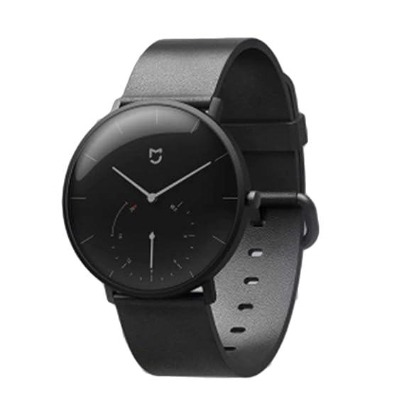 Reloj de Pulsera de Cuarzo, Correa de Cuero de imitación, Reloj de Cuarzo para Xiaomi de Ballylelly: Amazon.es: Relojes