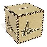 Azeeda Large 'Lighthouse' Money Box / Piggy Bank (MB00069788)