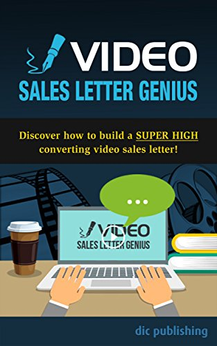 Amazon Com Video Sales Letter Genius Discover How To Build A Super