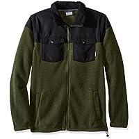 Columbia Mens Terpin Point II Fleece Jacket
