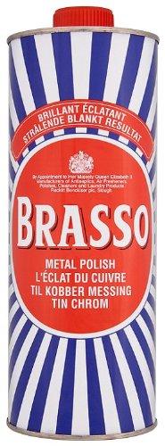 Brasso Metal Polish Liquid, 1L Reckitt Benckiser 125760 B000TAY03O