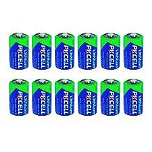 CR2 CR-2 CR15270 Photo Lithium 850mAh Battery (12PC)