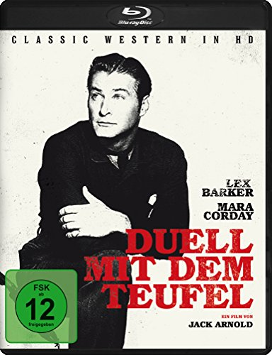 The Man From Bitter Ridge (Duell mit dem Teufel) [Blu-Ray Region B Import - -