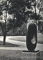 Franklin D. Murphy Sculpture Garden: An…