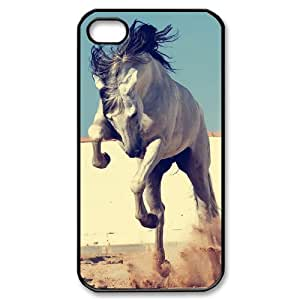 Customized Dual-Protective Case for iPhone 6 plus 5.5, Galloping Horse Cover Case - HL-R670382