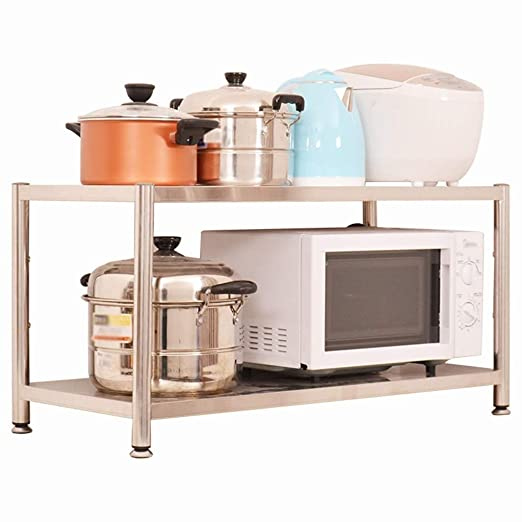 WOYQS Rack De Almacenamiento De Cocina, Rack De Horno De ...