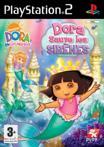 Third Party - Dora sauve les sirènes Occasion [ PS2 ] - 5026555307529