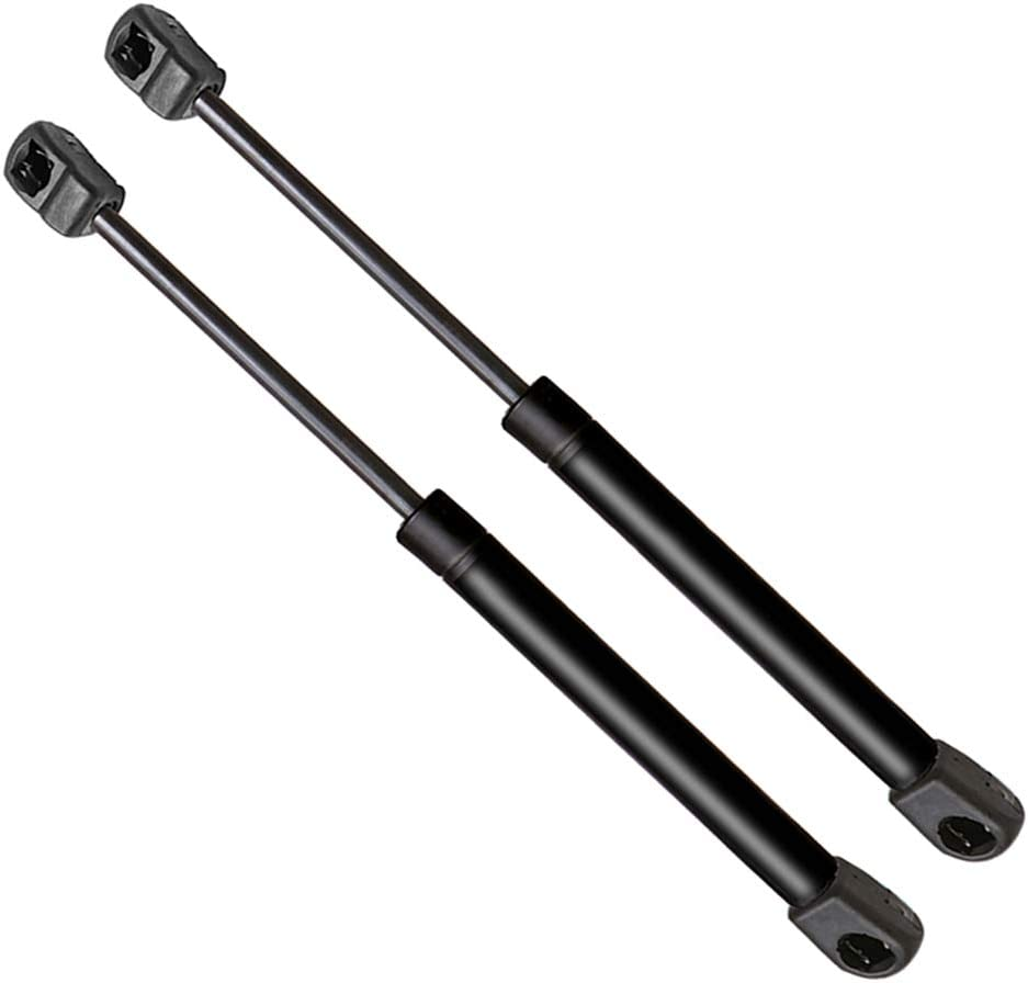 MYSMOT 2Pcs Front Hood Gas Charged Lift Supports Shocks Spring For 2001-2006 Acura MDX 74145-S3V-A01,SG265001