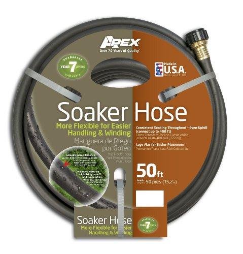 Apex, 1030-50, Soil Soaker Hose, 50-Feet