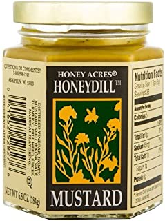 product image for Honey Acres Honey Dill Mustard, 6.5 Ounce
