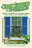 Window Gardening the Old-Fashioned Way, , 1616087048