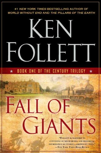 """Fall of Giants - Book One of the Century Trilogy"" av Ken Follett"