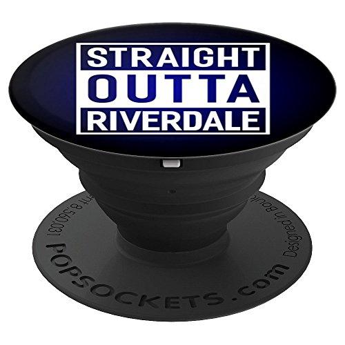Straight Outta Riverdale Funny Gift Ideas Pop Socket