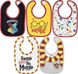 Harry Potter Newborn Infant Baby Boy Girl 5 Pack