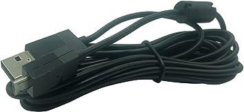 Cable micro cargador de 9 pies para mando Xbox One con ...
