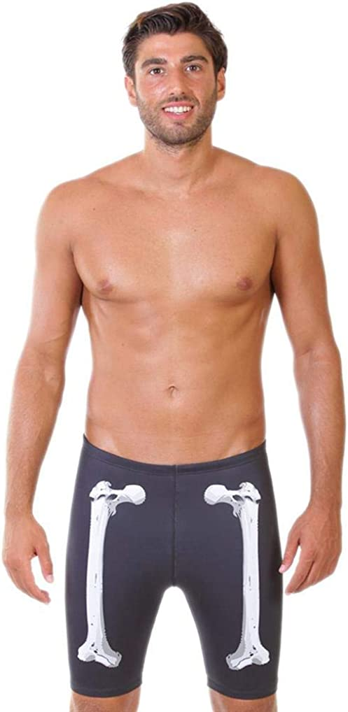 ZUMO Swim X-Ray Men's Athletic Swimwear | Swim Jammers for Men