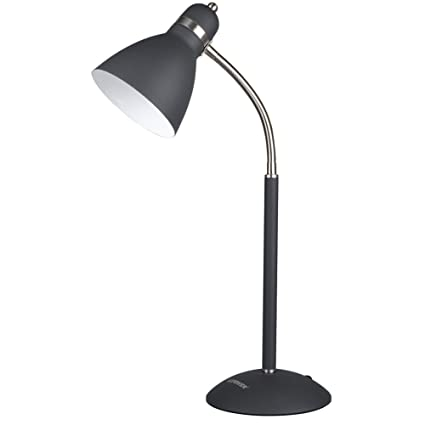 Lepower Metal Desk Lamp Adjustable Goose Neck Table Lamp Eye