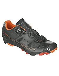 Scott Sports 2016 Men's Elite Boa Mountain Cycling Shoe - 234712-0001 (black - 42.0)