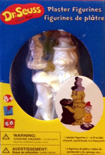 Dr. Seuss I Made That - Plaster Figurines Paint Kit