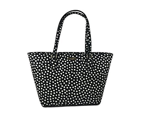 Kate Spade New York Laurel Way Printed Small Dally Leather Tote