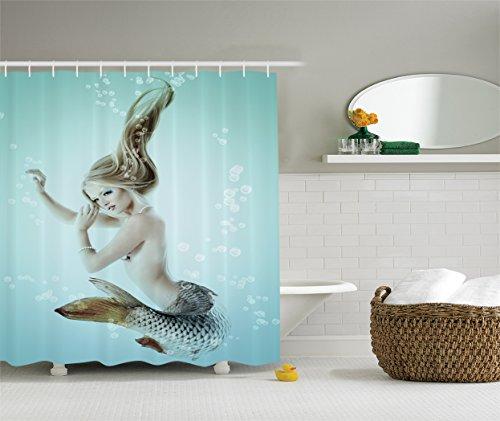 Decorations Ambesonne Floating Underwater Mythology product image