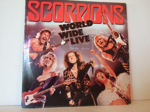 Price comparison product image Scorpions World Wide Live
