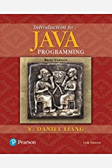 Introduction to Java Programming, Brief Version (11th Edition) Paperback