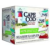 Cape Cod Kettle Seaside Sampler Potato Chips ( Pack of 24 )