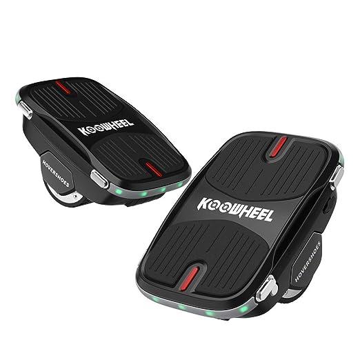 KOOWHEEL Hovershoes - Patinete eléctrico Smart Skateboard ...