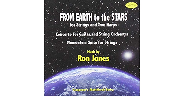 From Earth To The Stars: Ron Jones: Amazon.es: Música