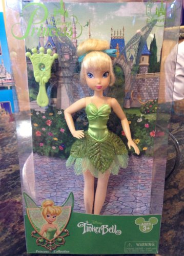 Disney Park Tinkerbell Tinker Bell 11.5 inch Doll NEW 2013 Release (Tinkerbell Fashion Doll)